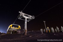 Ski lift in Levi – Lapland's leading ski resort