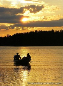 Finland – the country of thousands of lakes