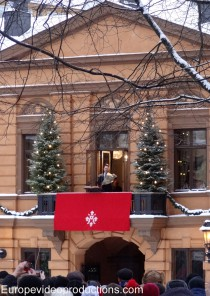 Declaration of Christmas Peace in Turku, Finland's former capital