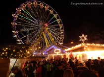 Christmas market of Luxembourg City