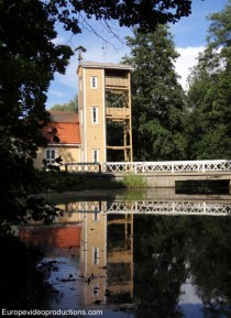 Fiskars Design and Art Village in der Region Uusimaa in Südfinnland