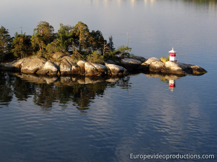 Stockholm Archipelago in the Baltic Sea – Sweden