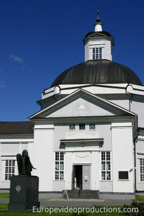 Lapua Cathedral in Western Finland