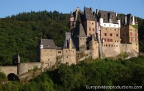 Burg Eltz in Moselle Valley in Germany