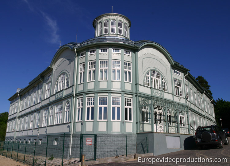 Jurmala in Latvia