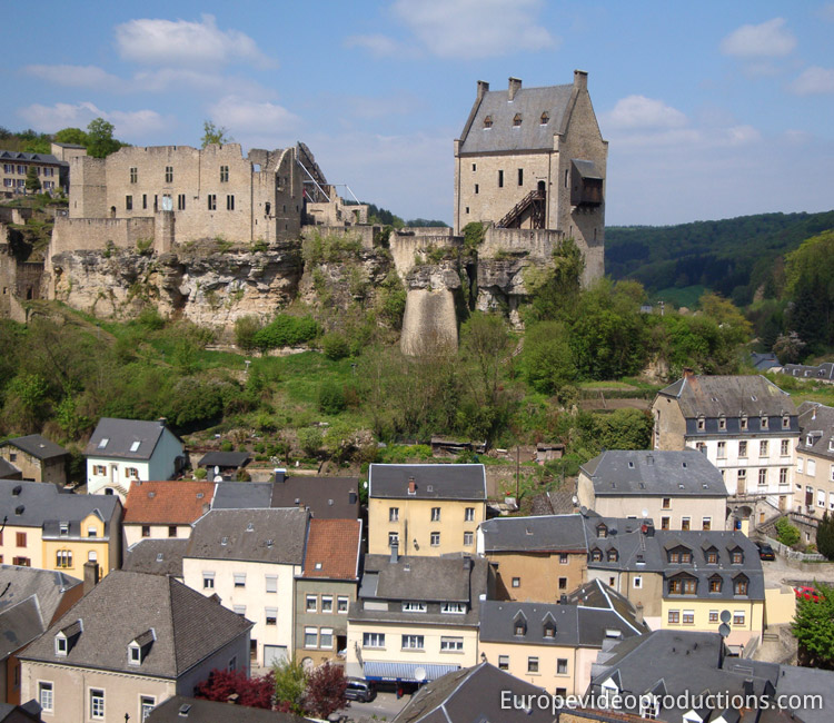 Larochette in Grand Duchy of Luxembourg