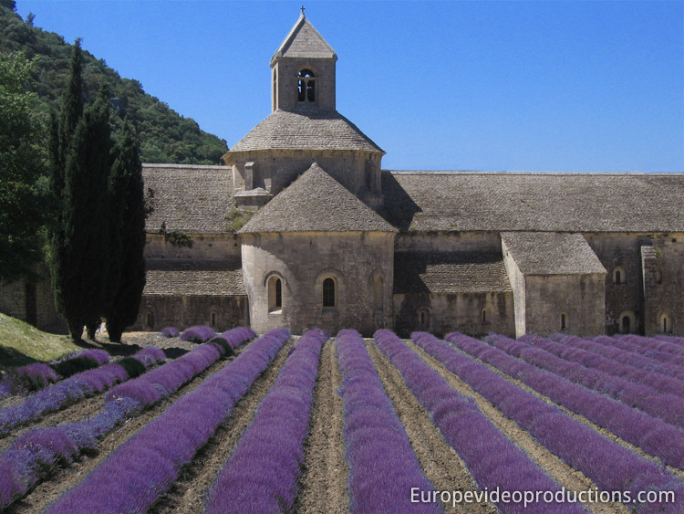 Provence in Southern France
