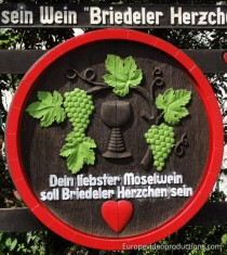 Briedel in Mosel in Germany