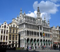 Grand Place in Brüssel in Belgien