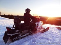 Snowmobiling in Finland – a real Arctic experience