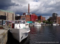 Tampere: Finland's second biggest city
